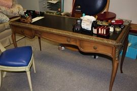 Console Table and Office Supplies