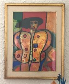 Mexican Painter, Breceda