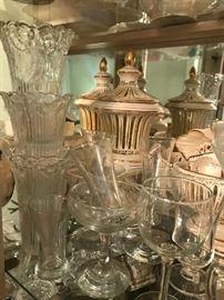 vintage glass -