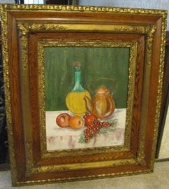 Antique Italian Painting