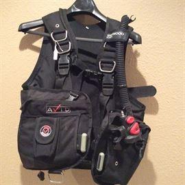 Scub diving accessories
