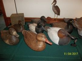 more duck decoys