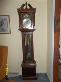 Diplomat clock