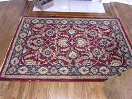 Quality area rug