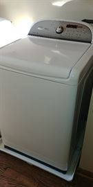 Whirlpool Cabria Washer - 5yrs new