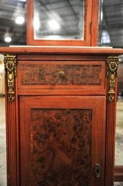 Antique French Empire Bedroom Set