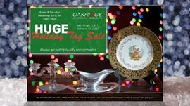 Oakridge Auction Gallery Tag Sale