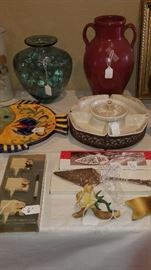 Great  Lazy Susan and more