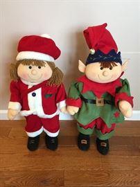 Cute little elfs