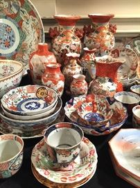• Qing Dynasty Porcelain, Carved Chinese Cinnabar Boxes, Chinese Celadon Porcelain, Chinese Famille Rose Porcelain, Chinese Imari Export Porcelain, Chinese Republic Period Porcelain, English Soft Paste Porcelain, English & Chinese Paper Mache, Fine English Porcelain, Japanese Champlevé Cloisonné, Japanese Kutani Porcelain & more...