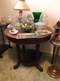 1940s occasional table