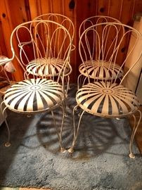 Francisco Carre French Spring Chair's