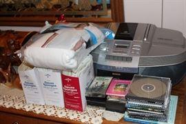 CDs radio