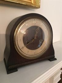 Nice Art Deco Mantle clock, Made in Great Britain