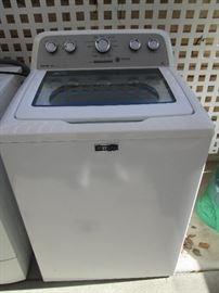 "Maytag ""Bravos"" Washing Machine, only 1 year old!"