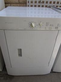 Frigidaire Electric Dryer, heavy duty