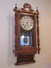 Wall-Mount Clock, see details next photo