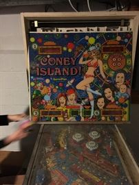 "103. Pin Ball, Game Plan Inc., Addison, Illinois (23"" x 52"" x 70"")"