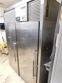Victory Stainless 2 Door Cooler