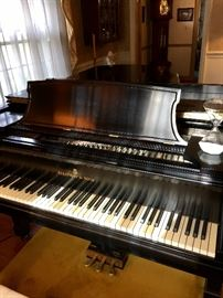 Steinway Grand piano Model B 1962
