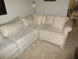 CLOTH SOFA SECTIONAL