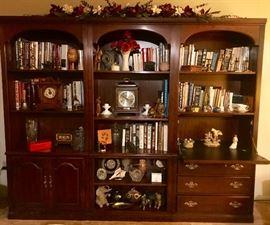 Thomasville 3 Piece Bookcase