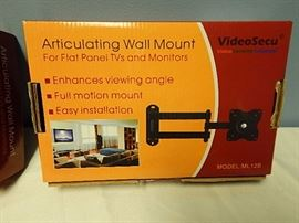 TV or Monitor Wall Mount