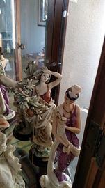 Giuseppe Armani Lady Figurines
