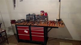 Craftsman Tool Chest /Work Bench
