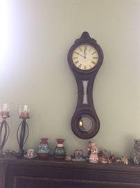 Beautiful Westminster Whittington Quartz clock
