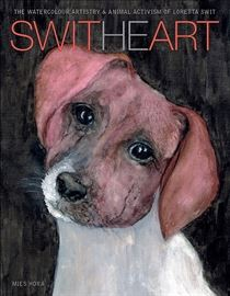 "Through Mies Hora, author, editor and publisher, actress and animal lover Loretta Swit has generously donated to Karin's Causes a signed copy of Switheart, her book of animal art. Says actor Tony Danza: ""Loretta Swit obviously not only has 'Hot Lips', she can also paint! Her work and her passion for animals, how they are thought of and treated, intersects beautifully, as this book demonstrates.  What lovely work."""