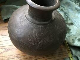 Hand hammer primitive vessel $75