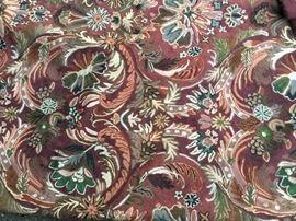 Indian stitch rug $750