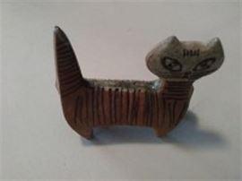 Lisa Larson Cat Figurine