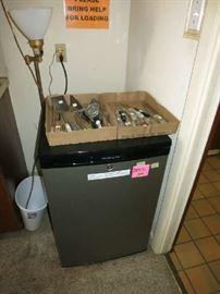Small Frigidaire  Refrigerator