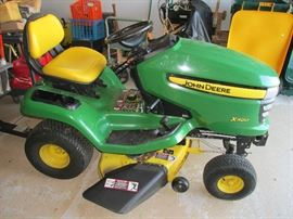 (BID ITEM) 2013 John Deere Tractor with 228 hours