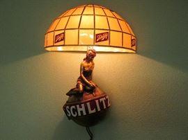 Vintage Bar Lamp