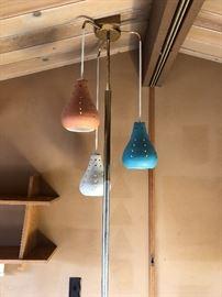 1960-70's Pole Lamp