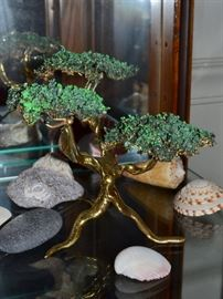 Danny Garcia bronze sculpture Lone Cypress