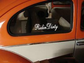 Graphics on VW window
