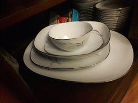 Noritake China Serving Platters