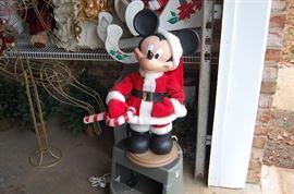 Vintage Disney, Mickey Mouse store display--works