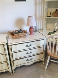 French.  Provincial  chest