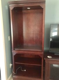 Stanley furniture wall unit