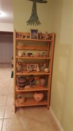 Native American Decor, Shelves