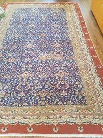 Large Persian Rug     77x119