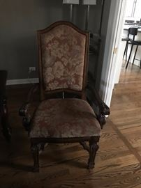 Pair of Captains Dining Chairs $300 pair