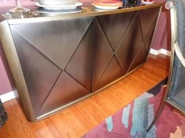Credenza that matches table/chairs