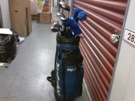 Golf Clubs with bag  http://www.ctonlineauctions.com/detail.asp?id=665159