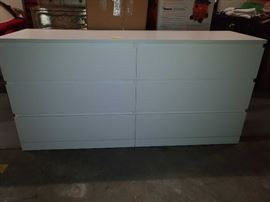 - 6 Drawer White Dresser  http://www.ctonlineauctions.com/detail.asp?id=663798